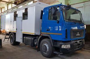 truk militer MAZ 5340 baru