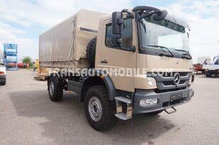 truk militer MERCEDES-BENZ ATEGO 1317 A baru