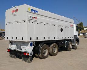 truk militer TEKFALT basFALT Binding Agent Spreader baru