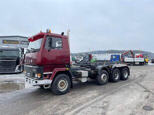 truk pembawa sistem kabel SISU SM 300 Kympitetty 2020