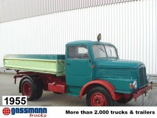 truk pembuangan IFA H3A