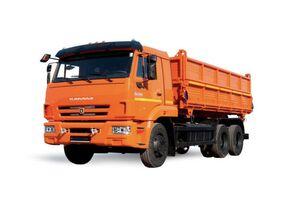 truk pembuangan KAMAZ 45143-6012-50 baru