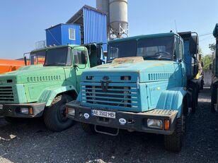 truk pembuangan KRAZ 6505520