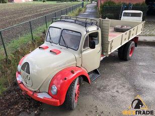 truk pembuangan MAGIRUS-DEUTZ MERCUR 120L Magirus-Deutz 3zijdige kipper