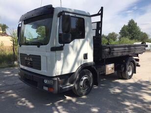 truk pembuangan MAN-VW TGL 8-213