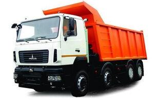 truk pembuangan MAZ 6516E8 baru