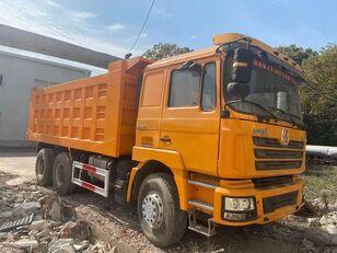 truk pembuangan SHACMAN f3000