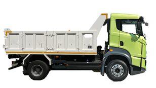 truk pembuangan BMC 1832 baru