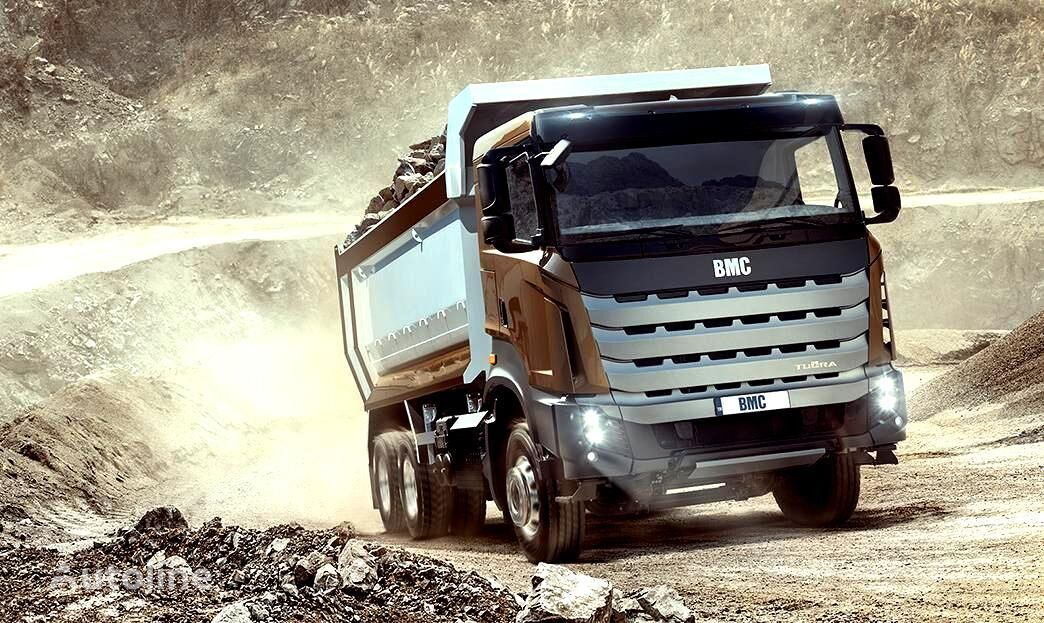 truk pembuangan BMC 3540 sklad 30 edinic Kiev baru