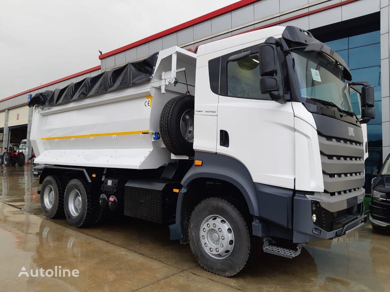 truk pembuangan BMC 3540 sklad Kiev baru