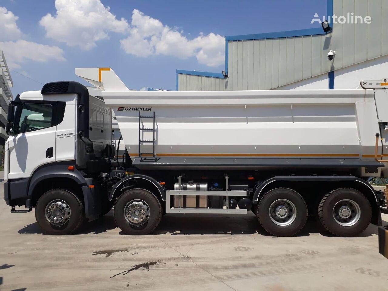truk pembuangan BMC TUGRA baru