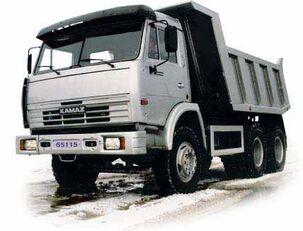 truk pembuangan KAMAZ 65115 baru