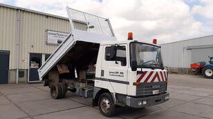 truk pembuangan NISSAN L 50 / Full Spring / Manual Pump