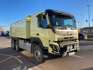 truk pembuangan VOLVO FMX 540