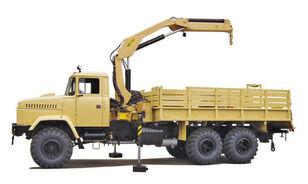 truk penderek KRAZ 6322-056