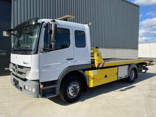 truk penderek MERCEDES-BENZ ATEGO 1524 BlueTec 5 , Voll Luftgefedert , 6-Zylinder