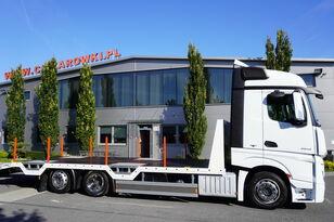 truk penderek MERCEDES-BENZ Actros 2542, E6, 6x2, Low Deck MEGA, New body 2021