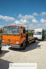 truk penderek RENAULT Midliner S120 left hand drive electric winch 7.7 ton