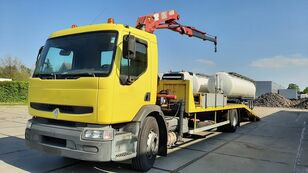 truk penderek RENAULT Premium 250.19 Crane Winch