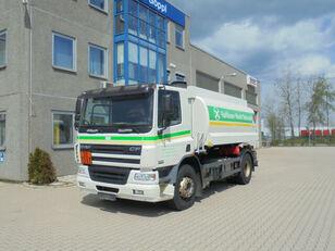 truk pengangkut bahan bakar DAF CF75.310 ROHR 13.500L 2 Kammern Heizöl Diesel