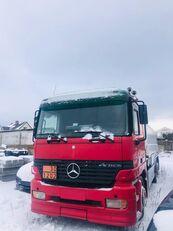 truk pengangkut bahan bakar MERCEDES-BENZ Actros 2550