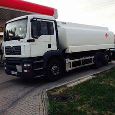 truk pengangkut bahan bakar STOKOTA MAN TGA 26.430