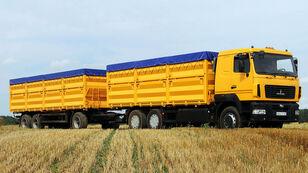 truk pengangkut biji-bijian MAZ 6501C9-8525-000 baru