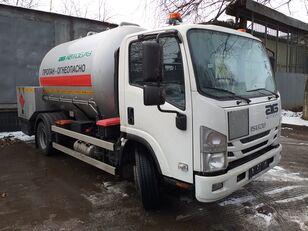 truk pengangkut gas ISUZU baru