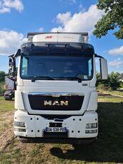 truk pengangkut hewan MAN TGS 35 440  8x4
