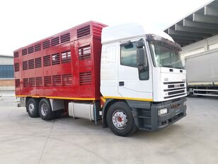 truk pengangkut hewan IVECO 240E48 CURSOR ANIMALI VIVI