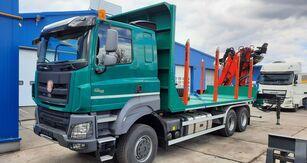 truk pengangkut kayu TATRA Phoenix baru