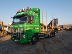 truk pengangkut kayu VOLVO FH16-660