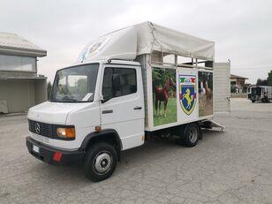 truk pengangkut kuda MERCEDES-BENZ 609 TRASPORTO CAVALLI