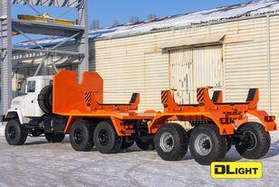truk pipa KRAZ 6322-05 baru