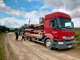 truk platform RENAULT Premium 420