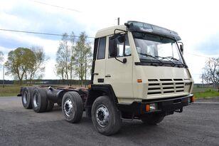 truk sasis STEYR 36S36 8X4 long chassis