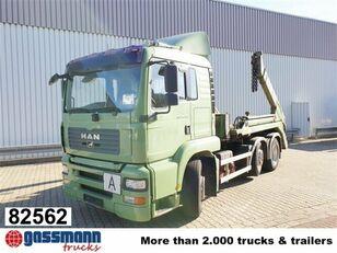 truk skip loader MAN TGA 26.460 6x2-4 BL Autom
