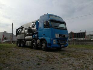 truk tanker VOLVO FH 12.460 MANUAL,CISTERNA ADR