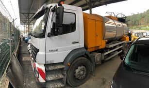truk tanker MERCEDES-BENZ Axor 1828