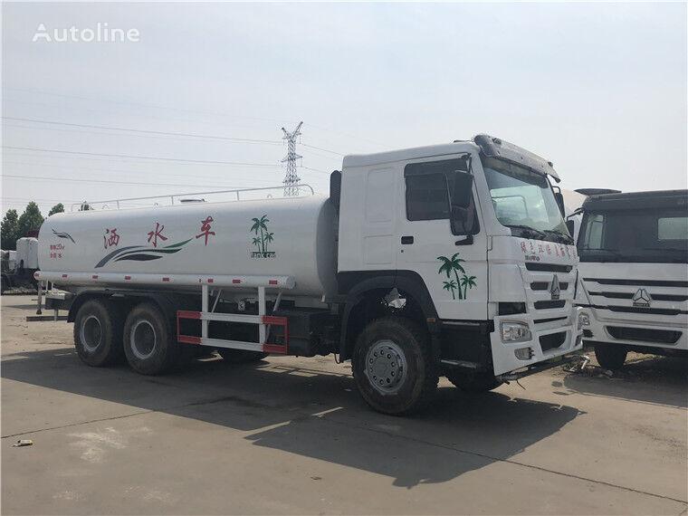 truk tanker SINOTRUK HOWO
