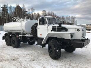 truk tanker URAL Автомобиль специальный 5677 автоцистерна для перевозки питьевой baru